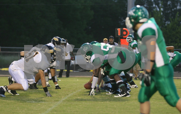 9-24-10 Football - Kerens HS vs. Alto HS